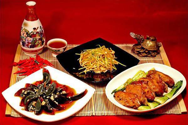 Знакомство с китайской кухней