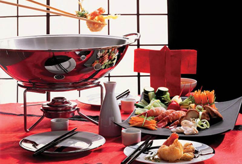 Японская домашняя кухня