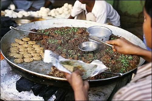 Знакомство с индийской кухней