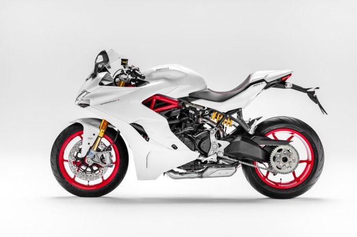 Мотоцикл Ducati SuperSport