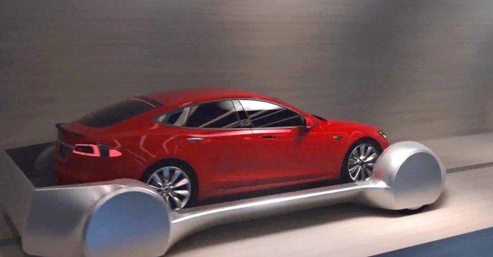 Илон Маск собирается создать сверхскоростные туннели в Лос-Анджелесе