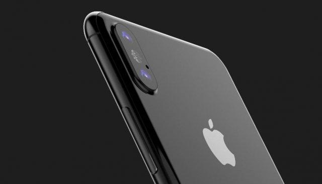 Новый взгляд на iPhone 8