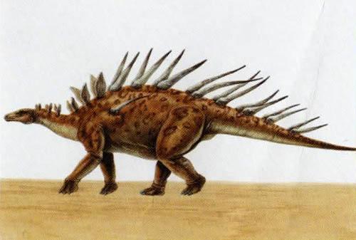 Кентрозавр