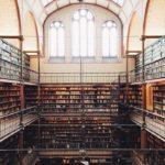 Научная библиотека, Рейксмузеум, Амстердам, Нидерланды