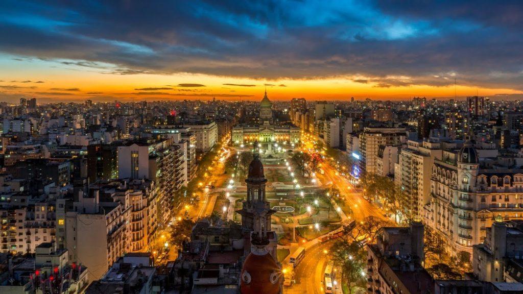 Коммуникации и связь в Аpгентине