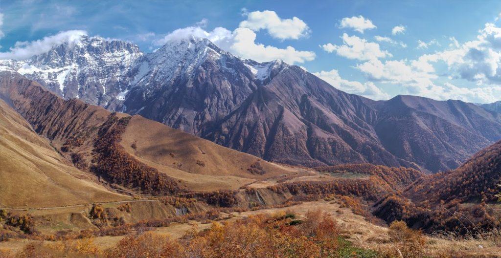 На южных границах Тянь-Шаня