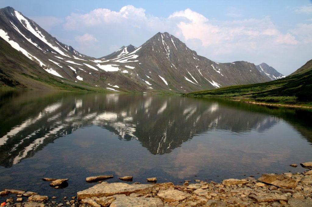 Озера полярного Урала