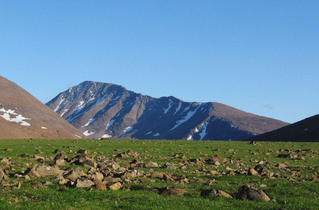 К высочайшей вершине Полярного Урала — Пай-Ер