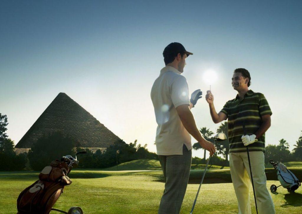 Египет. Тур для игры в гольф