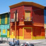 Ла Бока — самый разноцветный район мира