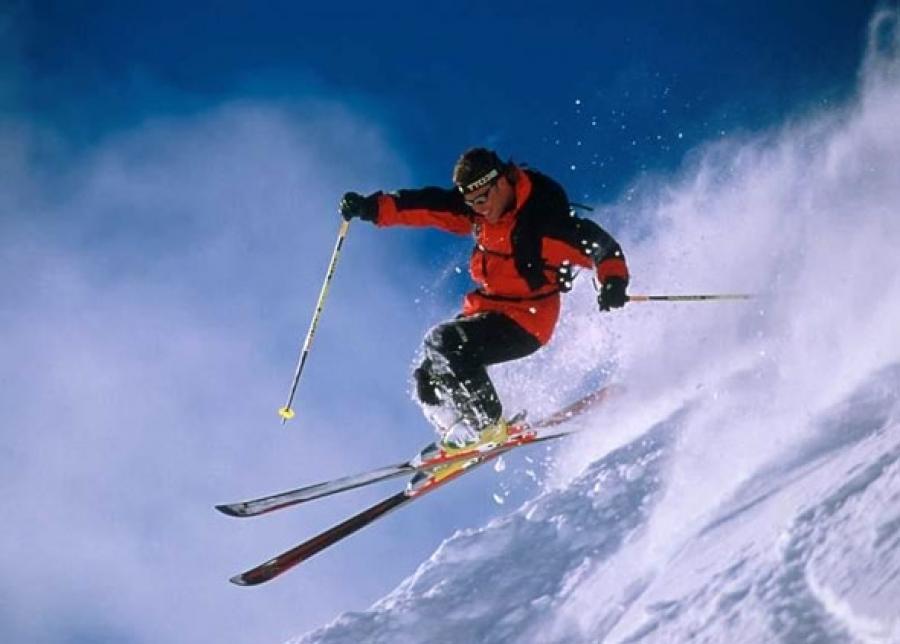 Где лучше покататься на лыжах?