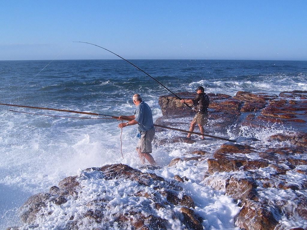 Рыбалка в ЮАР